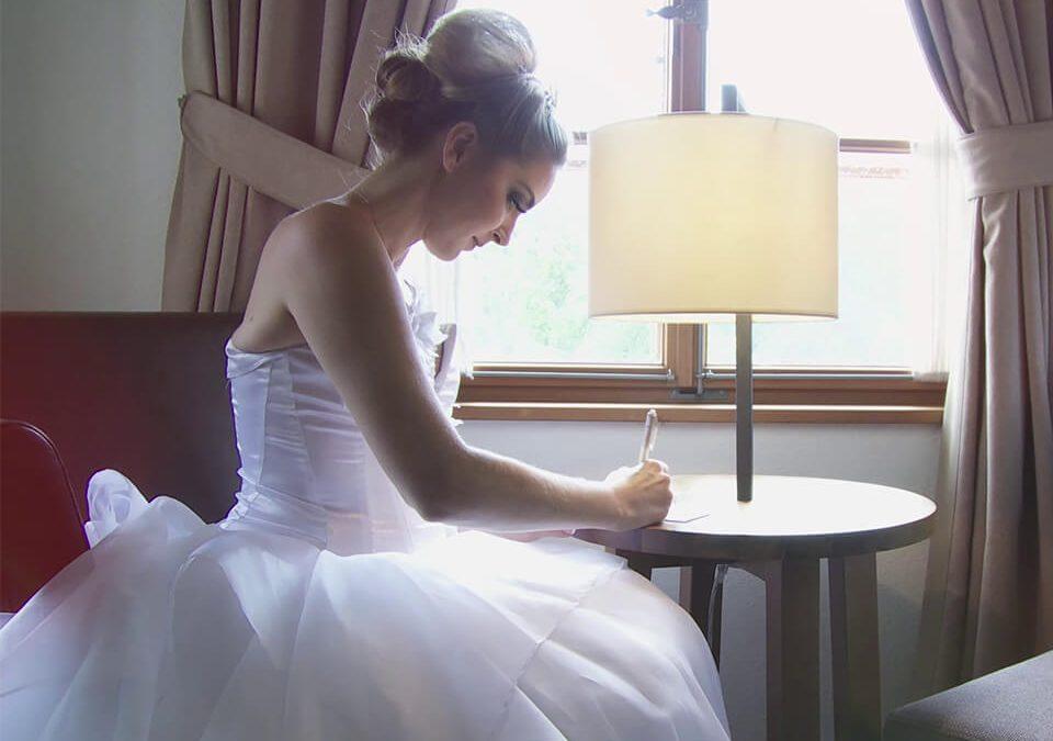 poročni video